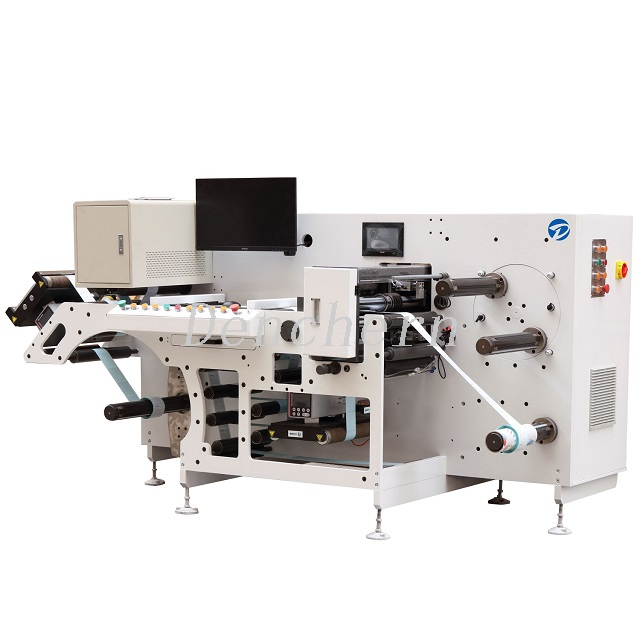 ISR370-MASTER HIgh speed inspection slitting machine