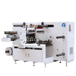 DC370-NOVA full rotary/intermittent die cutting machine