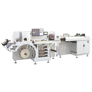 ISR370-SHEET inspection sheeting stacker